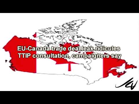 Russia Sanctions and Canada EU Trade Deal -  Commentary   YouTube