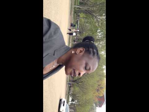 Washington: Niemat Ahmad : Darfur Women Action Group