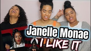 Janelle Monáe I Like That Official Audio Reaction Review