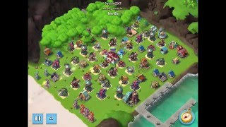 Boom Beach — How to play without boost on 1200 vps [2], HZ