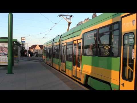 (21.07.12) Tramwaje W Poznaniu