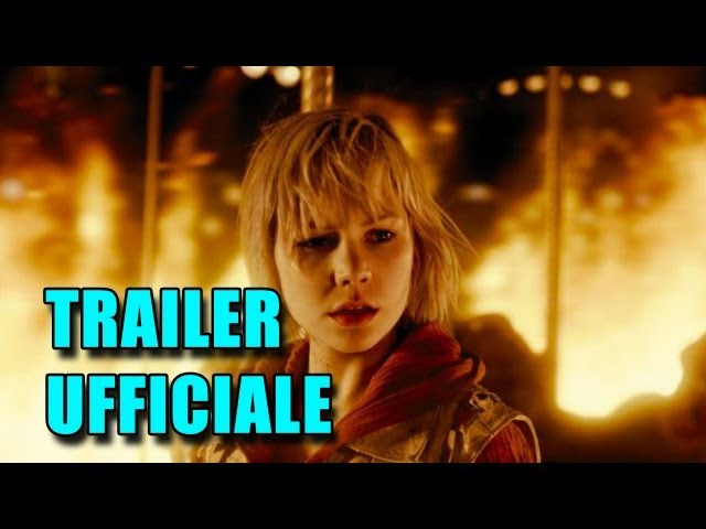 Silent Hill: Revelation 3D Trailer Italiano Ufficiale