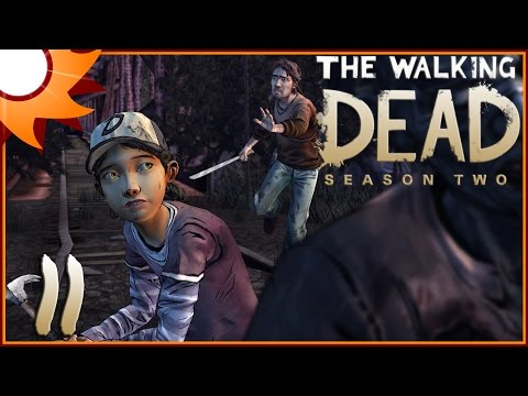 The Walking Dead Season 2 - A House Divided - Part 11 ...The Meeting...