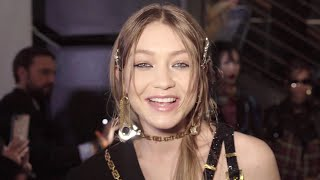 Gigi Hadid, Candice Swanepoel and More Backstage at Versace's Fall 2019 Show | Vogue