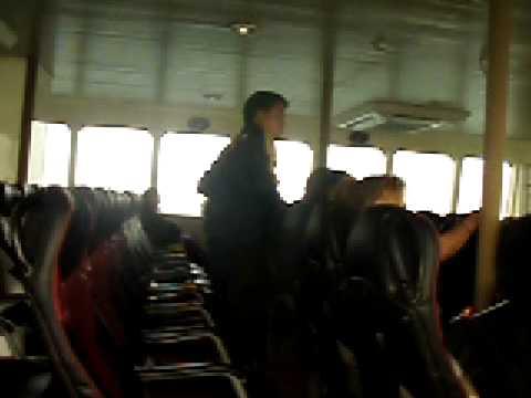 Boat to Koh Tao