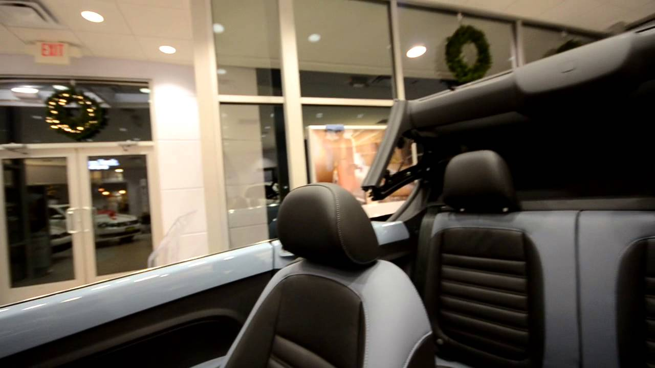Brand new 2013 volkswagen beetle convertible 60s edition for Trend motors rockaway nj
