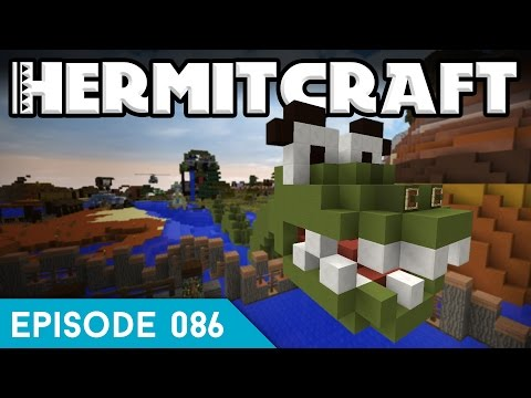 Hermitcraft IV 086 | PRANK GONE WRONG! | A Minecraft Let's Play
