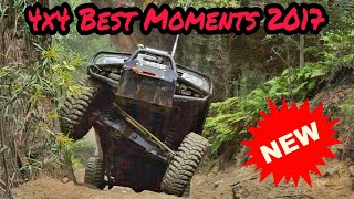 4x4 Best Moments 2017
