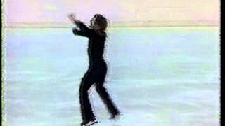 Toller Cranston - 1976 Olympics - Short Program