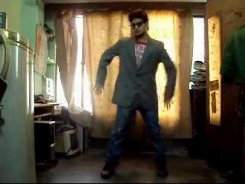 Ashwit Bajpai Choreography - Aaja We Mahiya by Imran Khan
