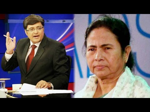 The Newshour  Debate: Mamata Banerjee backing jihad factory? (30th Oct 2014)