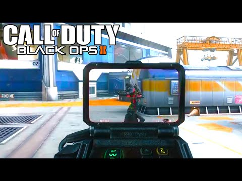 Black Ops 2 - MMS WALL HACKING!