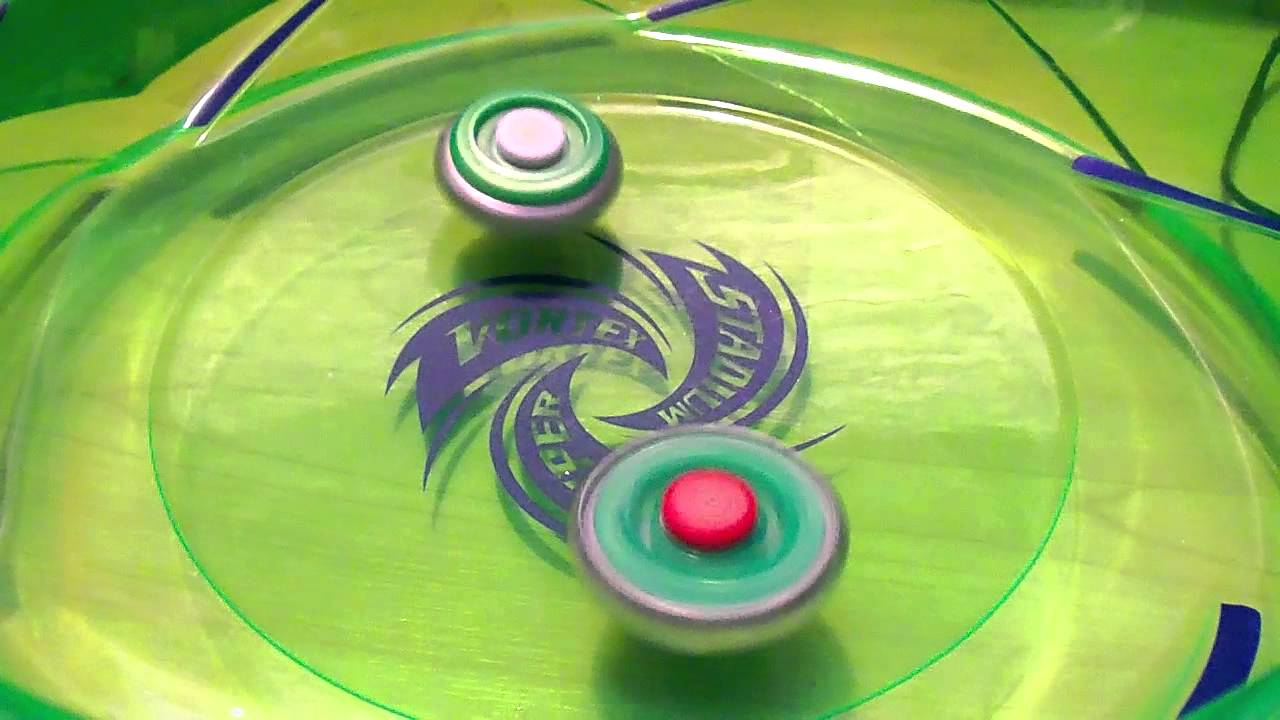 Rock Counter Leone 145D - Metal Fusion - Beyblades