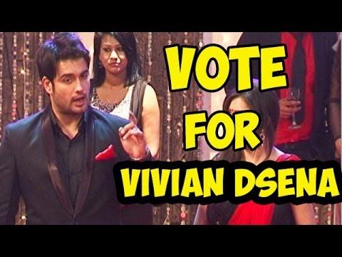 Telly Top Award : NOMINATION BEST ACTOR - Vivian Dsena thumbnail