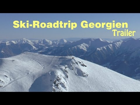 Ski-Roadtrip Georgien - Januar 2017 - Trailer