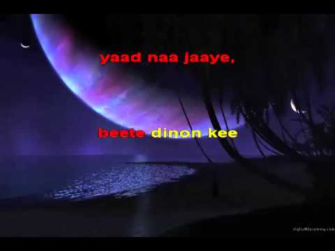 Video Karaokes of lovely old Hindi Classics from Hyderabad Karaoke...