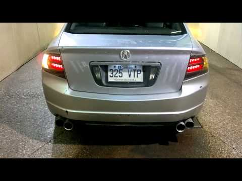2007 Acura Type on Diy Custom Acura Tl   How To Save Money And Do It Yourself