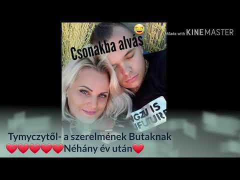 Zenész Robika- Néhány év után 2019 Tymyczytől Butaknak születésnapja alkalmából.