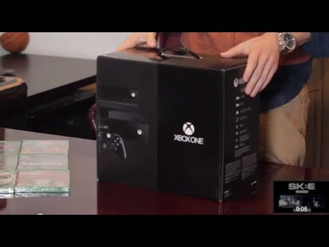 Xbox One Unboxing with DJ Skee #1