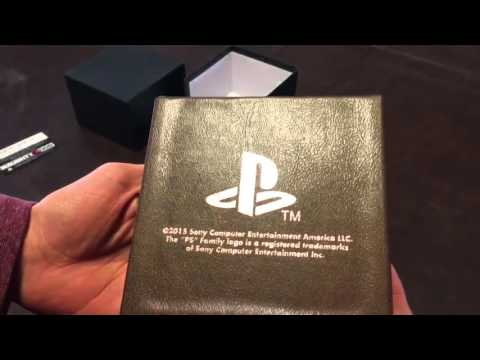 Uncharted Nathan Drake's Watch Unboxing
