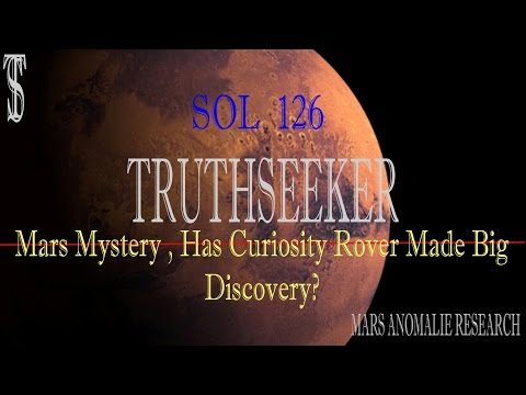 Mars Mystery - Has Curiosity Rover Made Big Discovery ? SOL 126  - Martian Anomaly Research