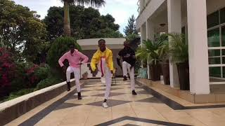 Can't Believe - @kranium  Ugandan Dance Video by H2C Dance Company