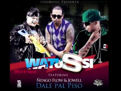 Dale Pal Piso - Watussi Ft Daddy Yankee, Cosculluela, Jowell & Ñengo Flow (official Remix) video
