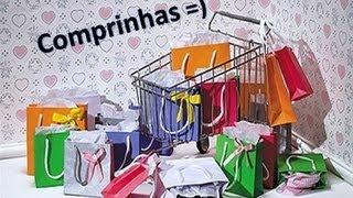 Comprinhas de Agosto 2013(Lançamentos Avon, Fenzza, Acessórios, etc..)