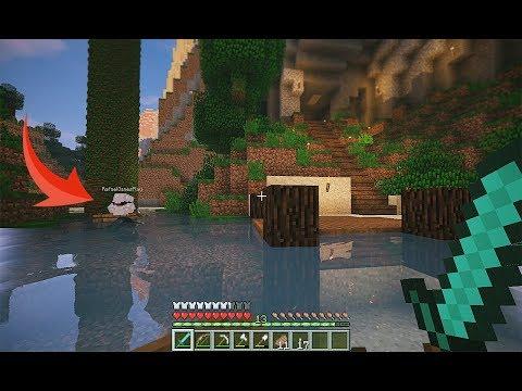 Minecraft Survival (EM DUPLA) #06: VOCÊ NÃO VAI ACREDITAR NO QUE ACONTECEU AQUI