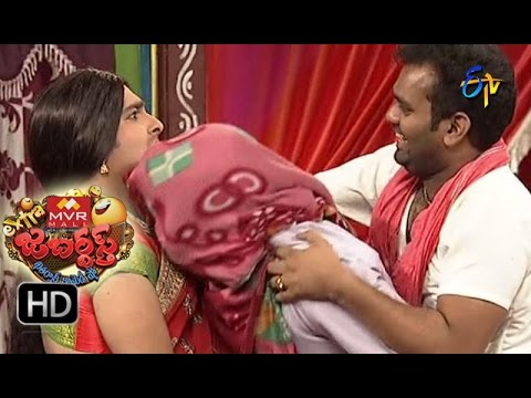 Cover Lagu Sudigaali Sudheer Performance | Extra Jabardasth | 9th December 2016| ETV  Telugu