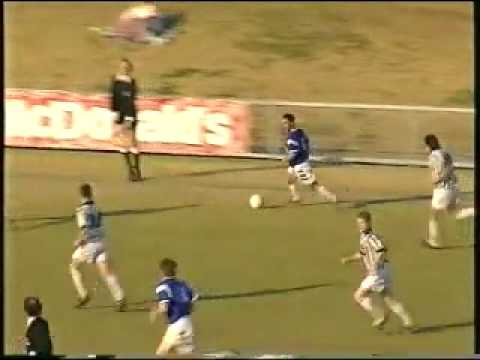 Check out the screamer and Beltrame Saves. Once again sorry the quality is not great but it is better than the last one - these old VCR tapes are just have had their time and a re bit...