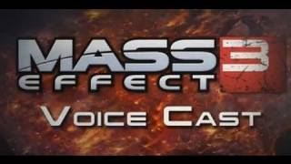 Mass Effect 3 - Cast Announcement Trailer