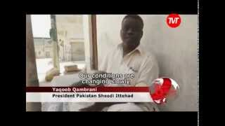 Blacks Still Fighting For Equal Rights In Pakistan