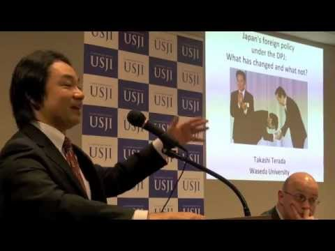 USJI-WOJUSS Joint Seminar-Japan's foreign policy under DPJ: What has changed and what not?