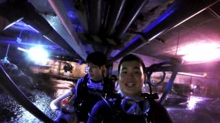[GoPro] Scuba Diving in Sentosa Underwater World Singapore [HD]