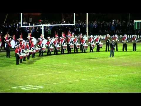 2nd Show - Drumline Before Pregame