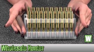 Federal Cartridge 25-06 Remington 100gr Nosler Ballistic Tip VS Per 20 P2506D Unboxing