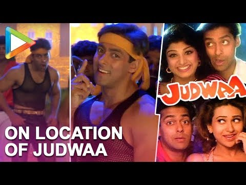 Hungama Flashack : On Location Of Judwaa