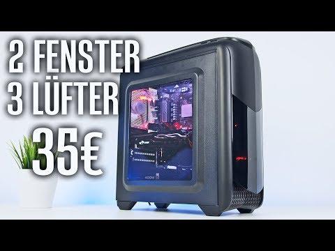 KOLINK Aviator M Test Gaming PC Gehäuse Kaufberatung