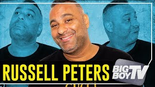 Russell Peters on Kanye & Trump, Staying in The Comedy Game & The State of Hip Hop