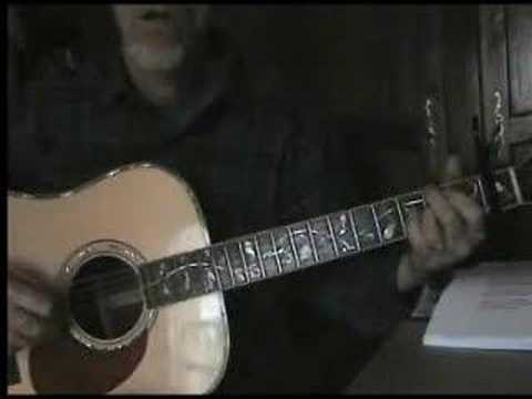 Too Many Angels - Jackson Browne (guitar part)