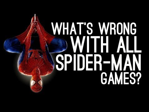 What's Wrong With All Spider-man Games? video
