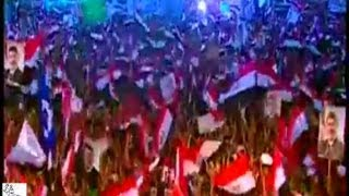 Deaths as political rivals rally across Egypt  7/20/13