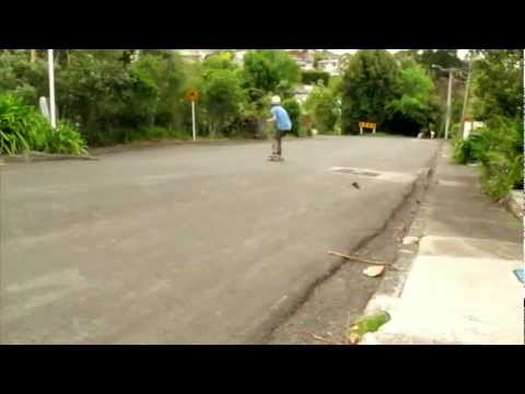 Harley+Luke - Longboarding NZ