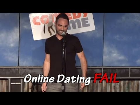 Online dating comedy