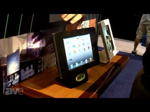 InfoComm 2013: FSR Demos The iPad Mini Mount