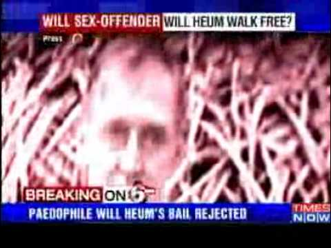 Child Sex Offender's Bail Plea Rejected   Video   The Times Of India video