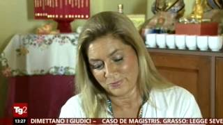 Intervista Romina Power TG2 del 26.09.2014