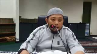 Syarah Bulughul Maram Jil 7 Bab Ancaman Akhlak Buruk (Hadis 1316-1322) Ust Saifuddin Amin 27.10.2016