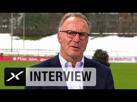 Karl-Heinz Rummenigge will Schadensersatz von FIFA | WM 2022 in Katar im Winter?